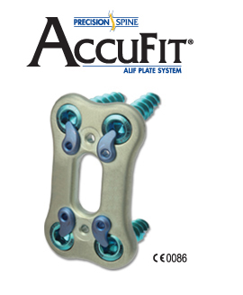 AccuFit™; ALIF Plate System
